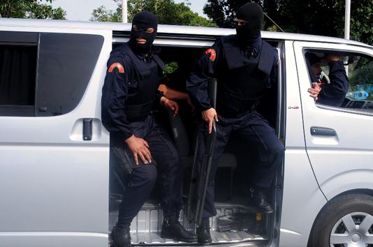 ثباتيرو يشكر الأجهزة الأمنية المغربية ويشيد بكفاءتها في محاربة (داعش)