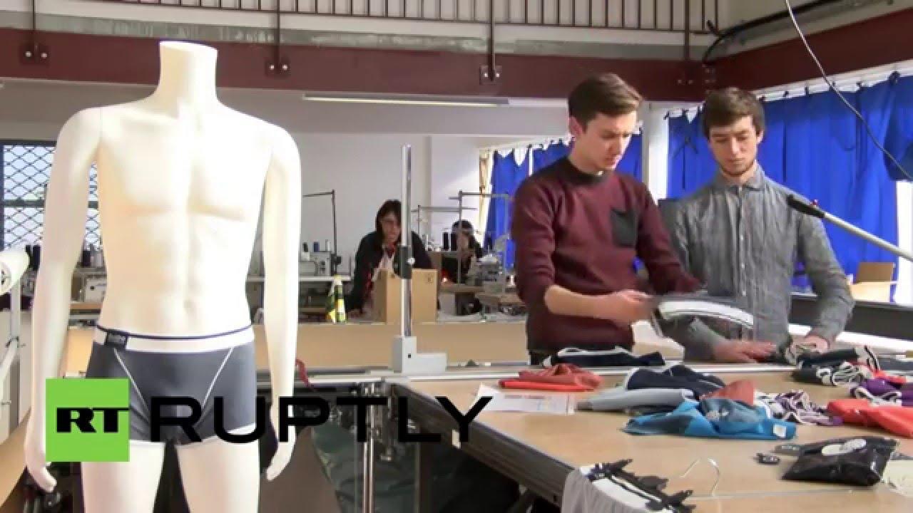 ابتكار ملابس داخلية صحية فريدة للرجال