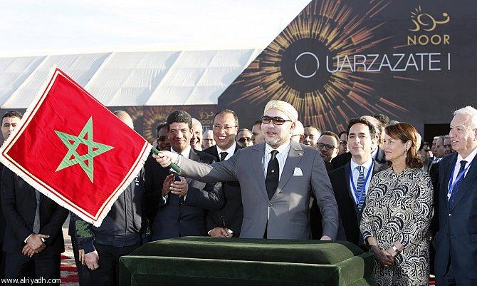 """الامم المتحدة:المغرب يبعث """"رسالة واضحة"""" للمجموعة الدولية بعد تدشين الملك لمشروع الطاقة"""
