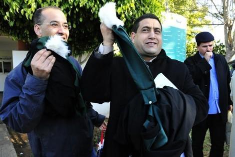 نادي قضاة المغرب: عزل القاضي الهيني لا دستوري وهو ضحية حرية التعبير