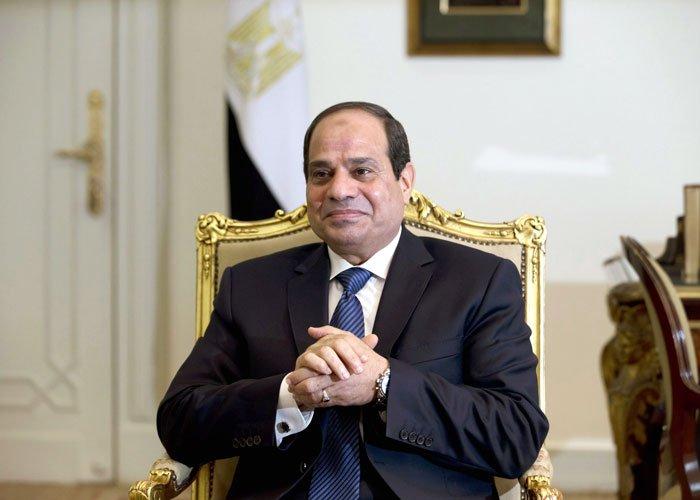 السيسي: مصر تواجه تحديات تثير القلق