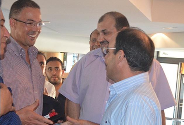 لقجع لجابو الياس العماري لجامعة الكرة المغربية تيضحك على المغاربة ويقيل الزاكي