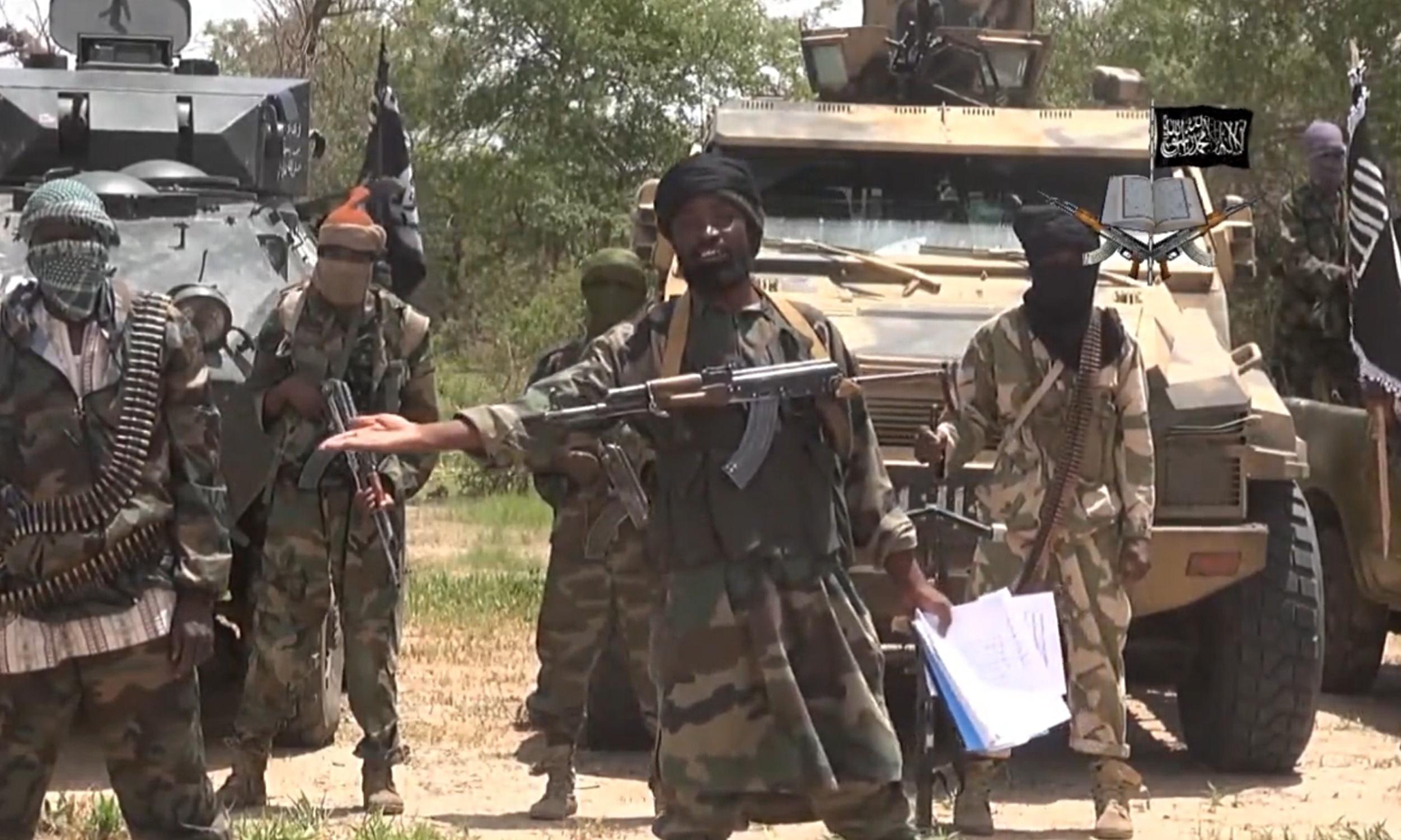 """مصرع 85 شخصا على الأقل في هجوم """"لبوكو حرام"""" قرب مايدوغوري بنيجيريا"""