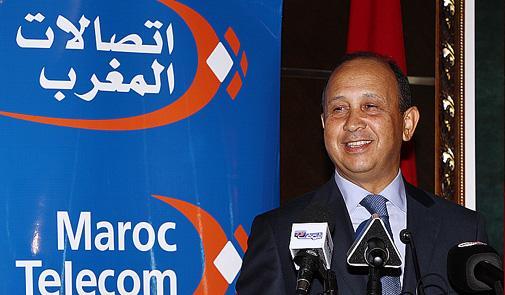 """امبراطورية"""" احيزون"""" تتوسع ووصل عدد زبائن اتصالات المغرب 51 مليون رغم ضعف المنتوج"""
