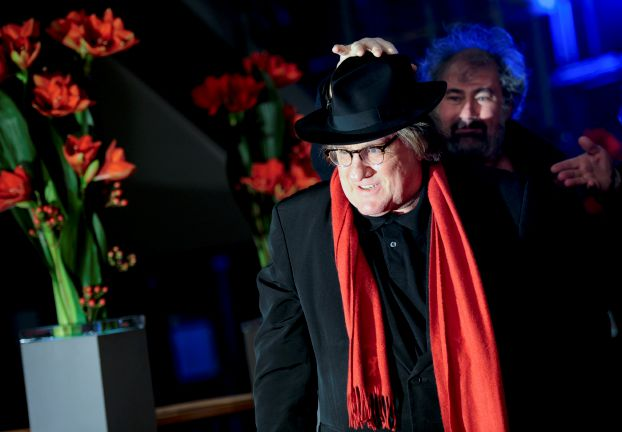 الممثل الفرنسي ديباردو يهاجم فيلم (ذا ريفينانت) وجورج كلوني في مهرجان برلين