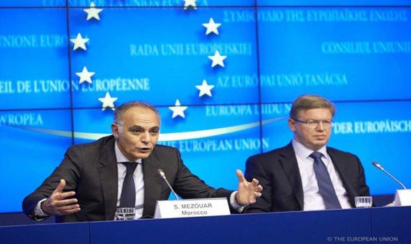 حكومة بن كيران تغامر وتقطع علاقات المغرب مع الاتحاد الاوربي