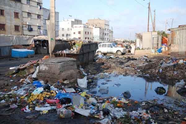 التلوث يكلف المغرب 1000 مليار سنيتم سنويا