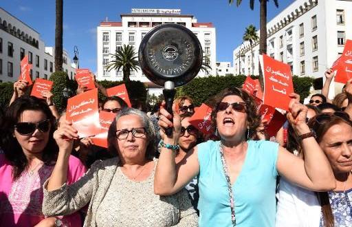في خطوة مفاجئة: الحركة النسائية تقرر عدم تنظيم مسيرة احتجاجية وطنية