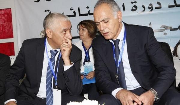 قيادات في حزب التجمع الوطني للاحرار يجرون مزوار إلى القضاء