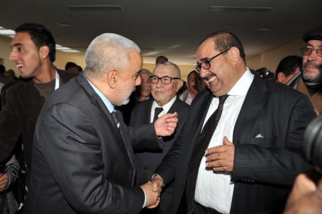 بن كيران يجتمع مع قادة الاحزاب السياسية مباشرة بعد وجه له لشكر رسالة