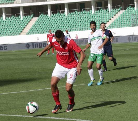 الجمهور التونسي لم يستسغ الطريقة التي تعامل بها فريقه أمام أولمبيك خريبكة بأكادير