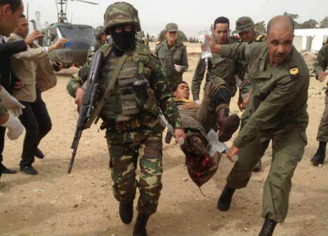"""الجزائر.. مقتل ثلاثة """"إرهابيين"""" برصاص الجيش قرب الحدود التونسية"""