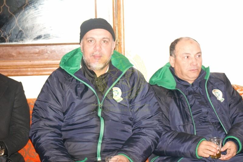 مكتب أولمبيك خريبكة يتجه نحو التعاقد مع مدرب مغربي لضمان البقاء في البطولة الاحترافية