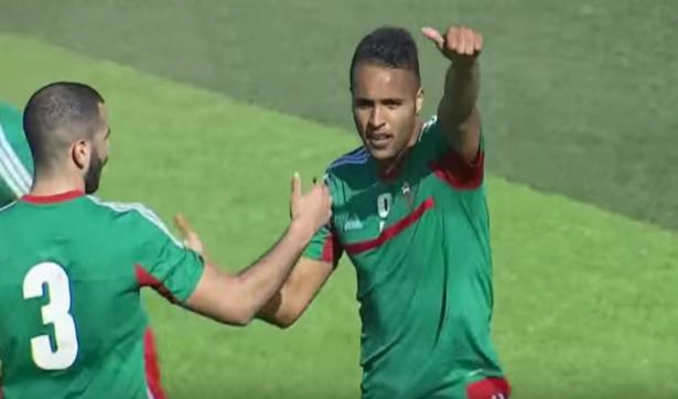 يوسف العربي ينقد وجه المنتخب المغربي برأس الاخضر