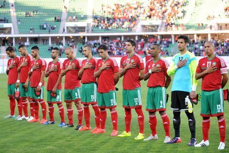 المنتخب المغربي يفوز  على الرأس الأخضر  ويحجز بطاقة التأهل إلى النهائيات