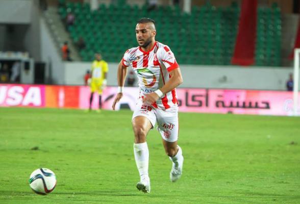 حسنية أكادير يسترجع طلال والحفاري أمام الدفاع الجديدي