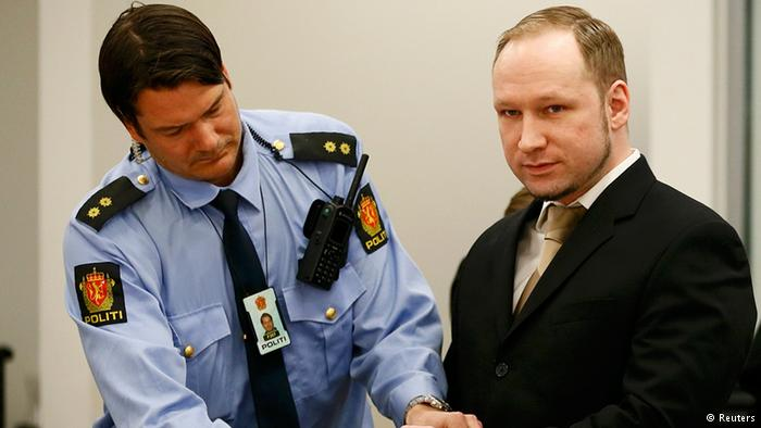 النرويجي المتطرف بريفيك يرفع دعوى ضد الدولة حول ظروف اعتقاله