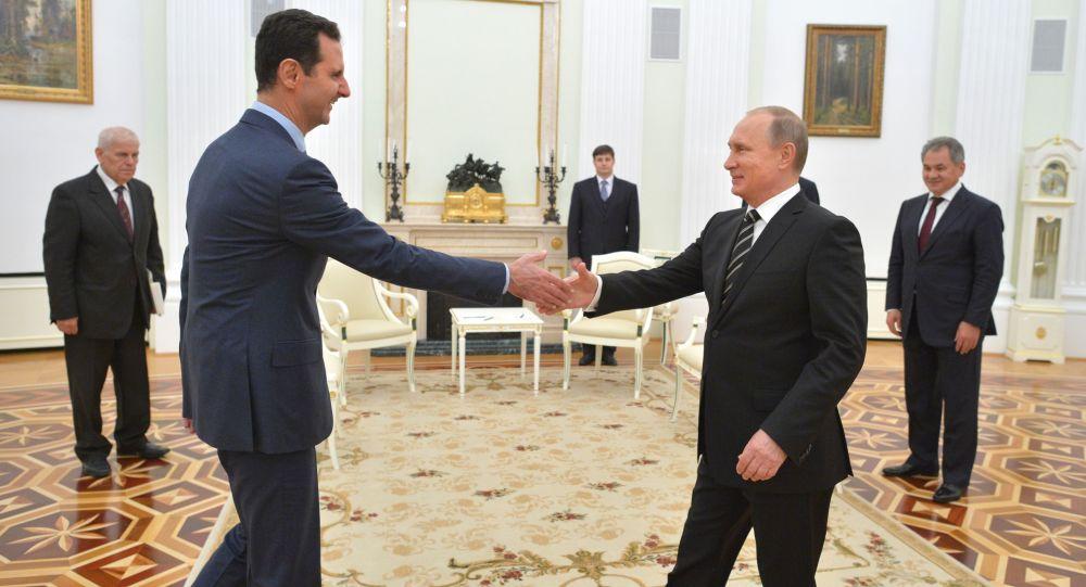 الرئاسة السورية تنفي تقارير عن خلافات مع روسيا