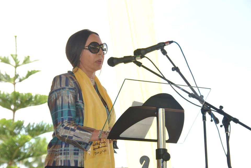 8 مارس: حليمة العسالي…المرأة الأمازيغية التي ما زالت حكيمة حزب الحركة