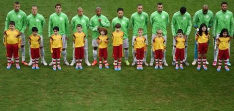 تعادل منتخبي إثيوبيا و الجزائر 3-3