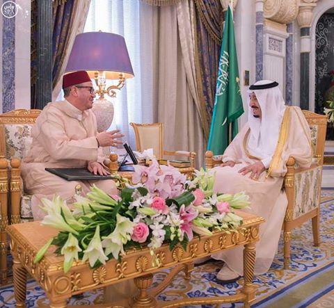 عالي الهمة يحمل رسالة من الملك محمد السادس للعاهل السعودي