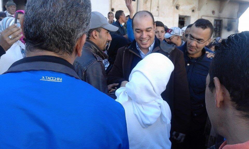 الحركة الشعبية تسترجع مقعدها البرلماني من افران الذي فاز به اوزين في2011