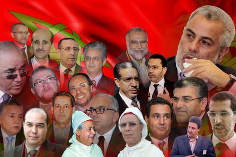 قال لك حكومة بن كيران تحارب الفساد…ها شحال من وزير ومدير ديوان صرحوا بممتلكاتهم