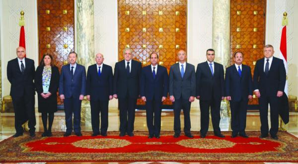 تعديل وزاري بمصر يشمل حقائب اقتصادية واجتماعية