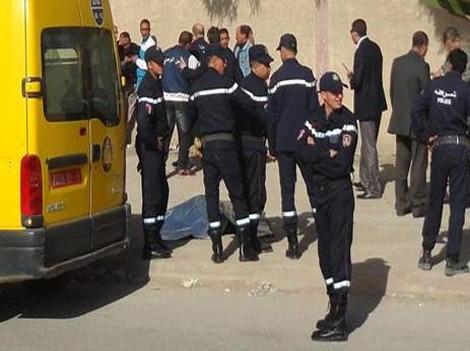 الاجرام في الجزائر يتوسع….ثلاثة مجرمين يعذبون جارهم.. يذبحونه ويتلفون جثته بالأسيد