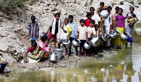الهند على رأس قائمة أكثر بلدان العالم افتقارا للمياه الصالحة للشرب