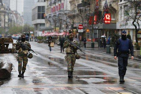 بلجيكا تطلق سراح رجل اعتقل على خلفية هجمات بروكسل