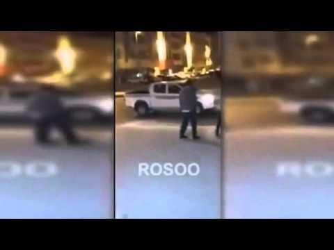 شاهد بالفيديو .. فتاة مغربية دايرة الشوهة في شوارع أبو ظبي