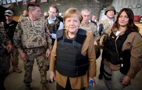 الجيش الألماني يتعرض لنحو 71 مليون محاولة قرصنة
