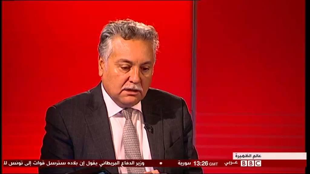 نبيل بنعبد الله ضيف برنامج عالم الظهيرة على bbc
