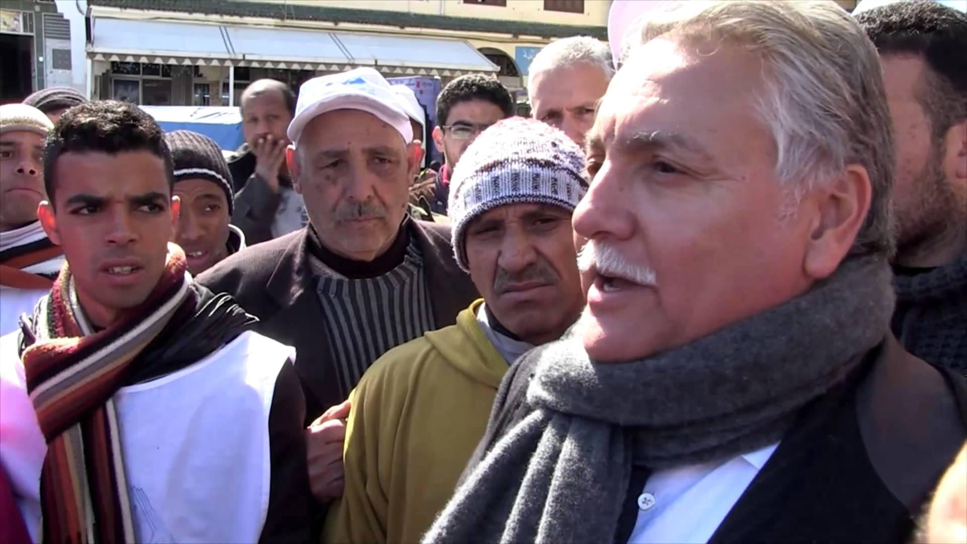 بنعبد الله يدعم مرشح حزبه بافران