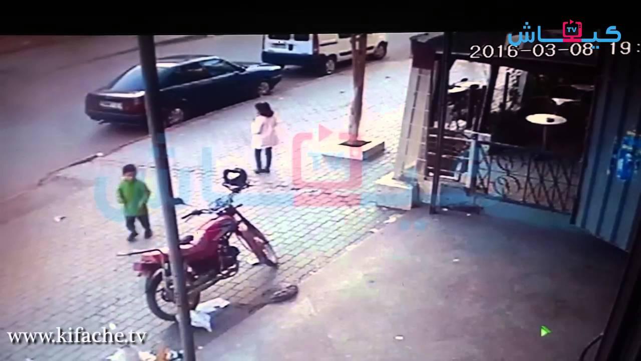 بالفيديو: الطفل عمران.. لحظات قبل الاختطاف والاغتصاب