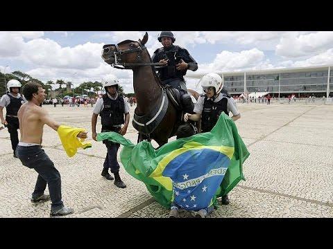 البرازيل: مظاهرات ضد تعيين الرئيس السابق