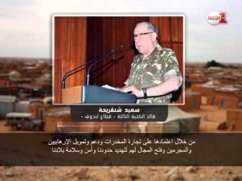 ها الحقيقة بانت…جنرال جزائري يطالب بتنسيق عسكري مع البوليساريو