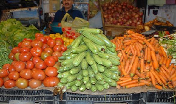 الارتفاع المفرط في أسعار جزء كبير من الخضر يبقى غير مبرر في الاسواق المغربية