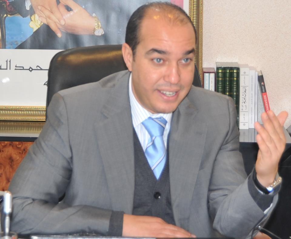 اوزين يقنع الاتحاد الليبرالي العربي بالخروج بتنديد قوي للرد على بان كيمون