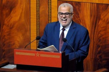 """""""سياسي"""": تنشر الكلمة الكاملة لرئيس الحكومة بن كيران في البرلمان ورده على بان كي مون"""