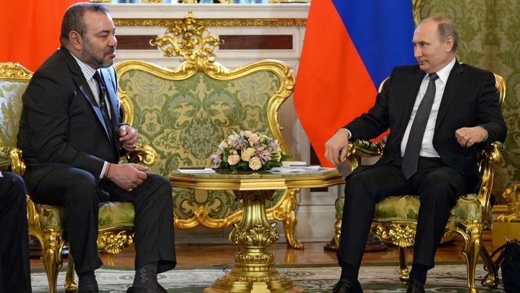 روسيا تدعم المغرب في قضية الصحراء