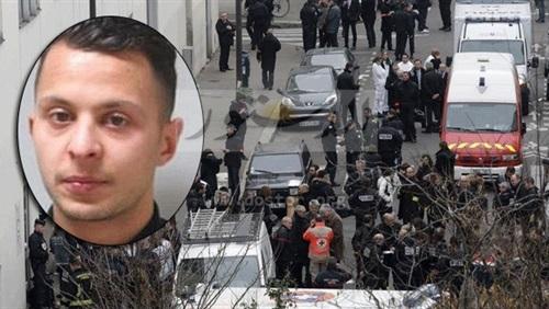 بلجيكا تسلم عبد السلام المشتبه فيه في تفجيرات باريس لفرنسا