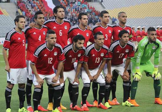 تصفيات امم افريقيا 2017: مصر تنتزع التعادل في الوقت القاتل وتحافظ على الصدارة