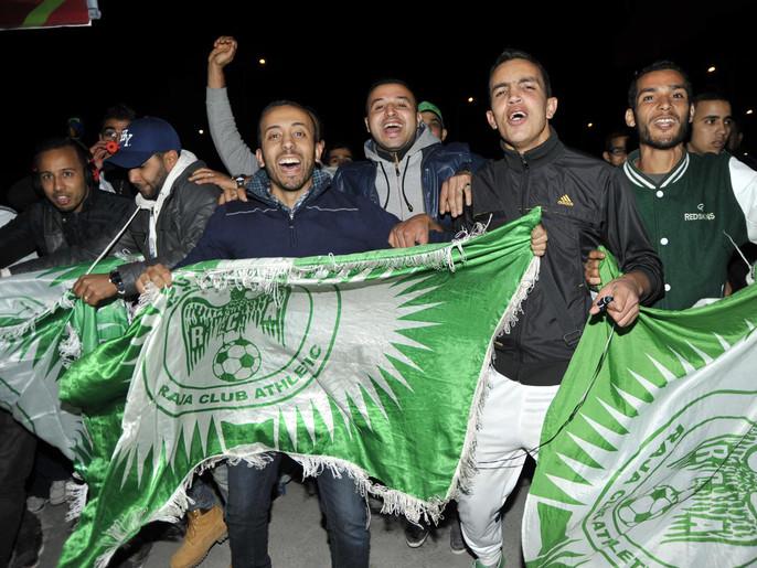 الرجاء البيضاوي يعمق جراح المغرب الفاسي