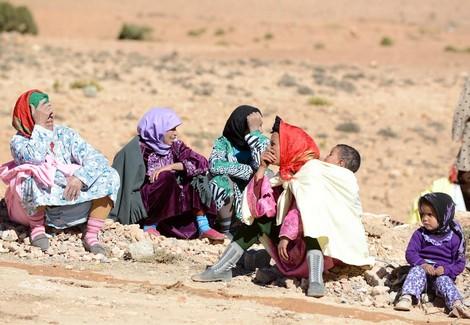 المنفيون بالمغرب الغير النافع