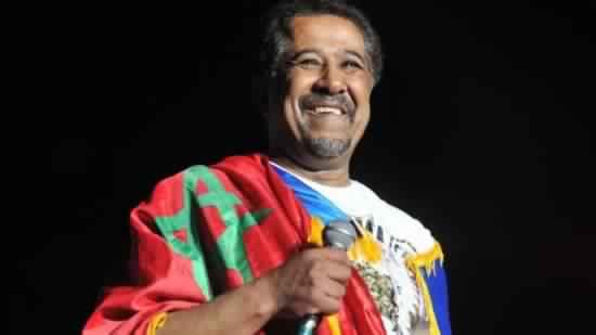 الشاب خالد الجزائري يغني في الدار البيضاء أبريل القادم