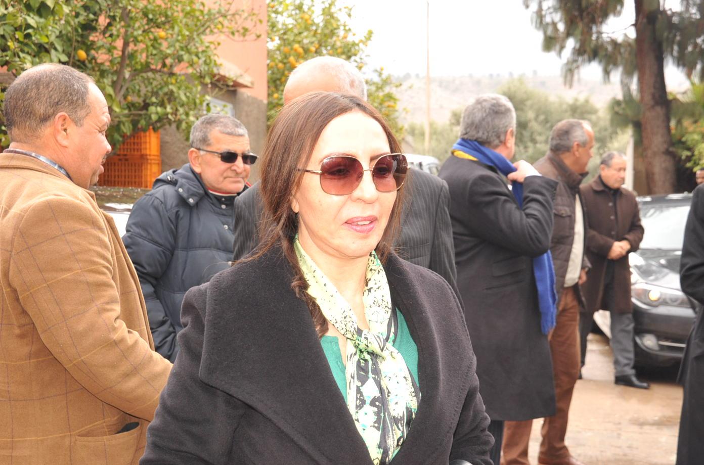 حليمة العسالي: اقليم خنيفرة من المناطق الفقيرة بالمغرب وجب العناية به