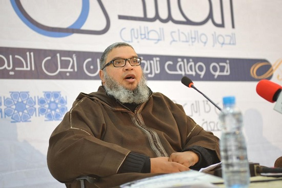 """القباح : """"الوفاق الوطني مهدد من طرف من يريد (محاربة الإسلاميين بالمغرب)"""""""