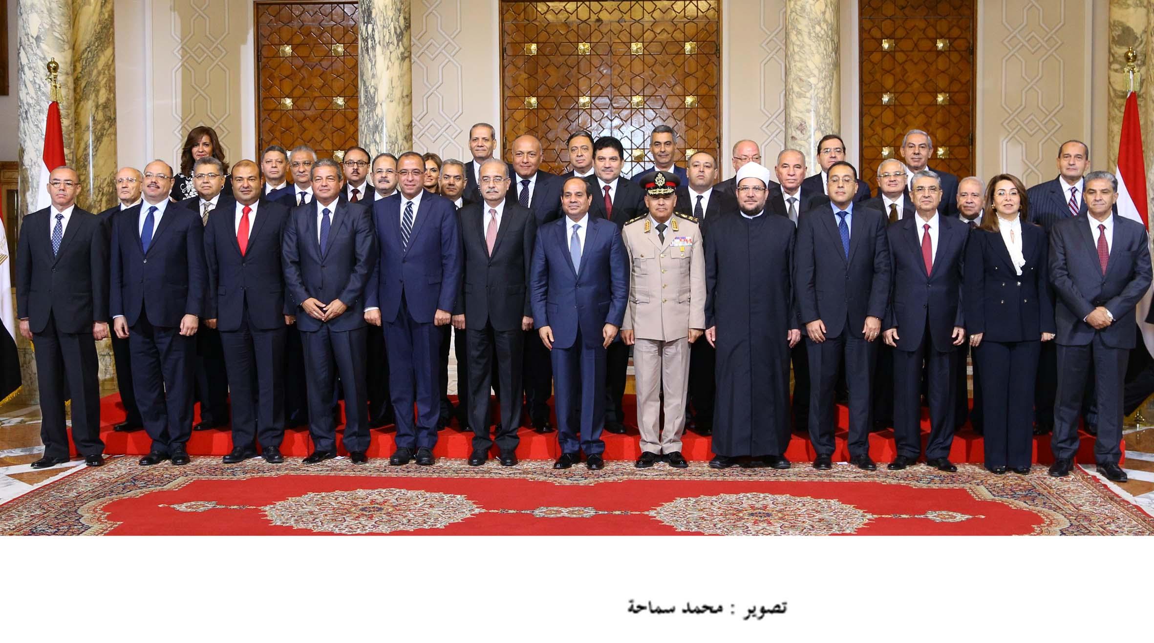 المكتب الإعلامي المصري:  بيان الحكومة يعزز مسار الإصلاحات في مصر